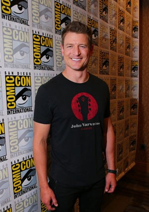 Philip Winchester Interview: The Player and '80s Style Action