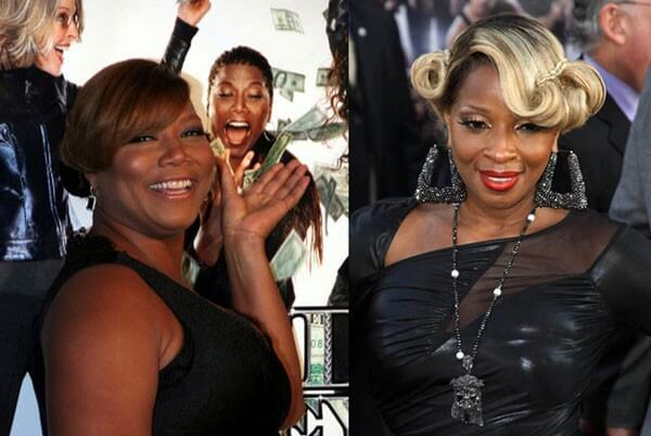 Queen Latifah and Mary J Blige Star in The Wiz Live