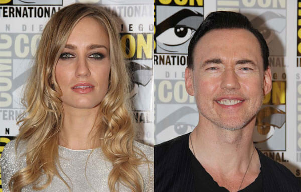 The Strain Season 2 Kevin Durand and Ruta Gedmintas Interview
