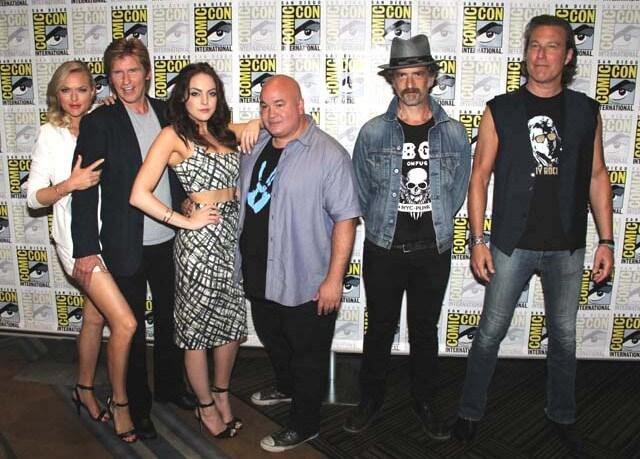 'Sex&Drugs&Rock&Roll' Cast Interviews