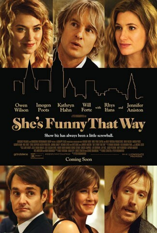She's Funny That Way Movie Clip