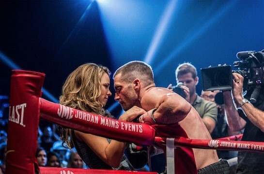 Southpaw Video Clip with Rachel McAdams and Jake Gyllenhaal