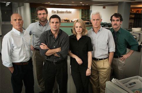 Spotlight Movie Trailer with Michael Keaton