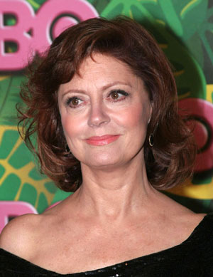 Susan Sarandon Joins Nick Nolte in Graves