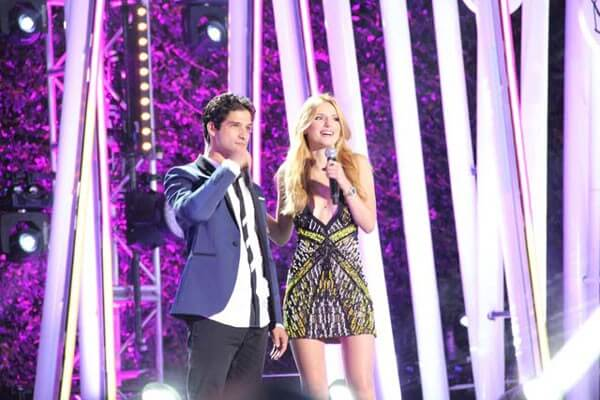 Tyler Posey Joins Knock Knock Live