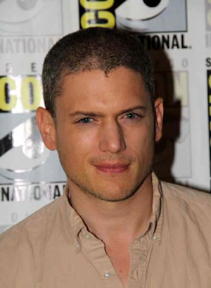Wentworth Miller Interview on 'Legends of Tomorrow'