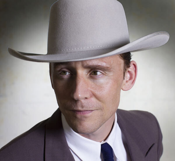 Tom Hiddleston Photo as Hank Williams