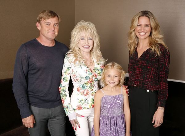 Dolly Parton's Coat of Many Colors Premiere Date