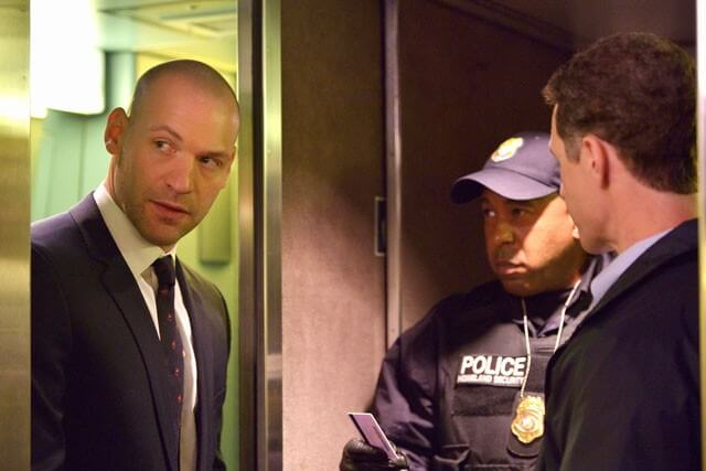 Corey Stoll The Strain Season 2 Interview