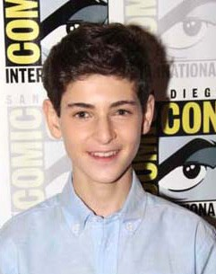 David Mazouz Interview - Gotham Season 2
