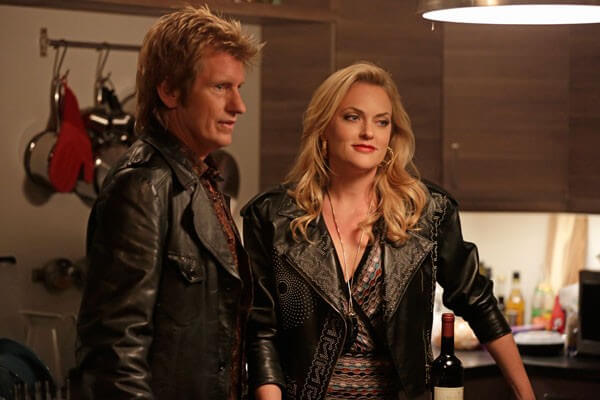Elaine Hendrix Sex and Drugs and Rock and Roll Interview