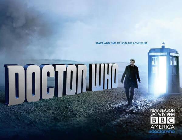 Doctor Who New Season Trailer