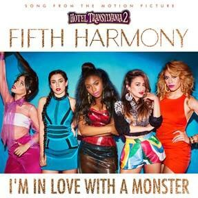 Fifth Harmony I'm in Love with a Monster Song