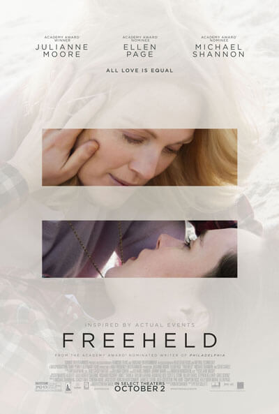 Freeheld Film Posters