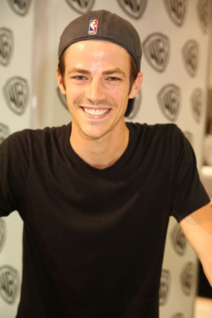 Grant Gustin Interview on The Flash Season 2