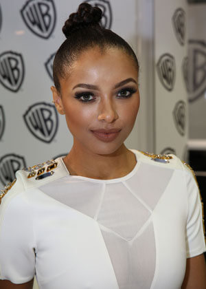 Kat Graham Interview - The Vampire Diaries Season 7