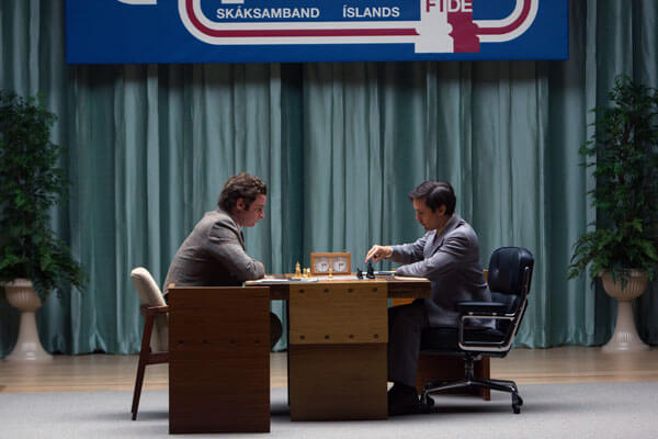 Pawn Sacrifice Behind the Scenes Video