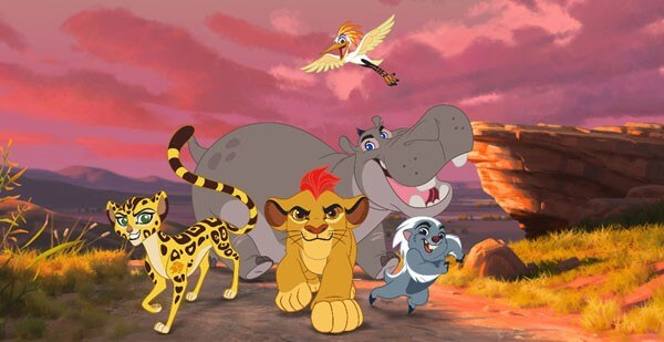 The Lion Guard Return of the Roar Cast Info and Clip