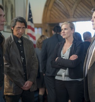 Longmire Season Four Trailer