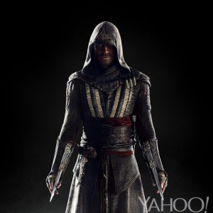 Michael Fassbender Assassin's Creed First Photo