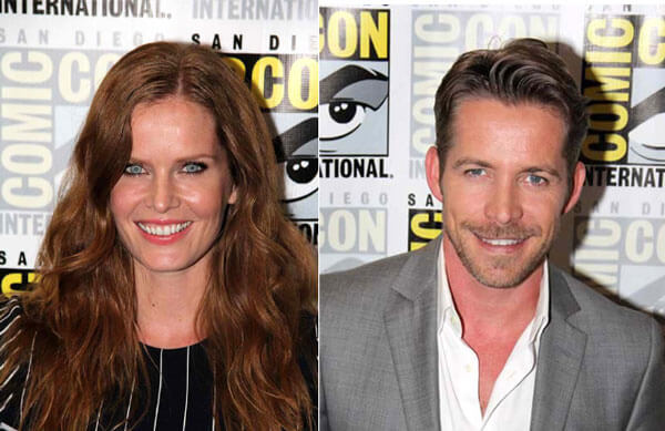 Rebecca Mader, Sean Maguire Once Upon a Time Interview