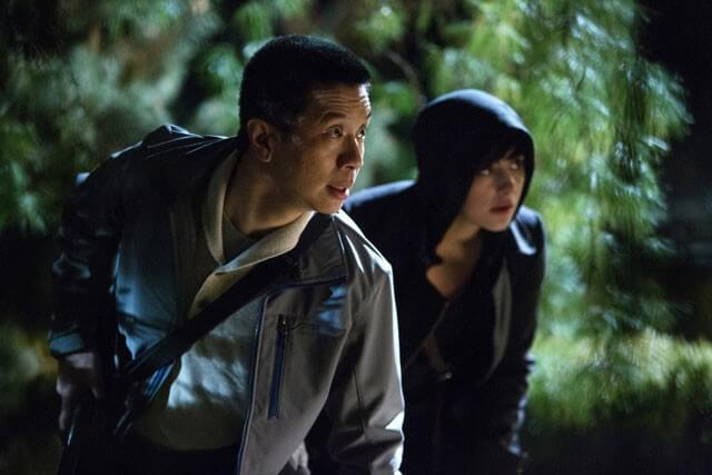 Reggie Lee Interview - Grimm Season 5