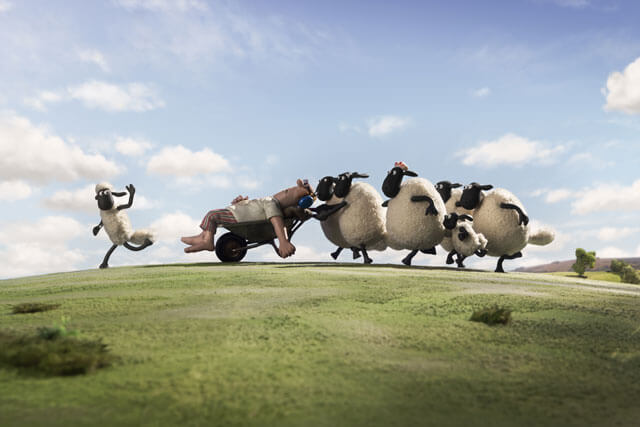Shaun the Sheep Movie Featurette - Get to Know Shaun