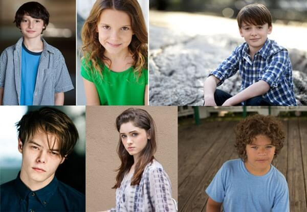 Netflix Announces Stranger Things Young Cast