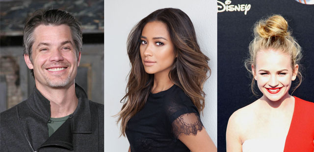 Timothy Olyphant, Shay Mitchell, Britt Robertson Join Mother's Day