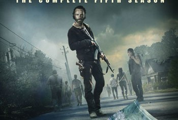 The Walking Dead: The Complete Fifth Season Blu-Ray Contest