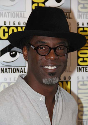 Isaiah Washington Interview - The 100 Season 3