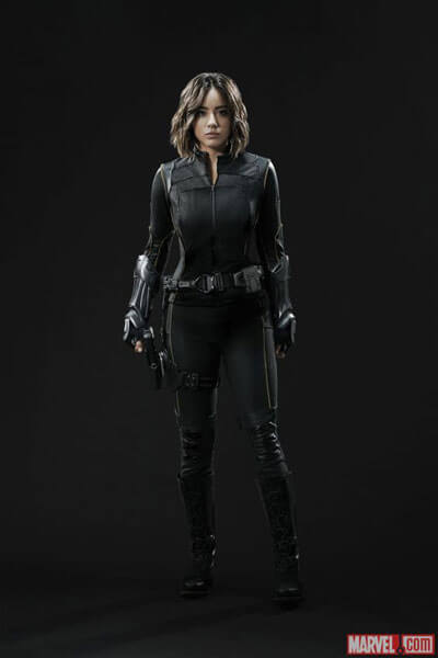 Agents of SHIELD Quake Tactical Suit