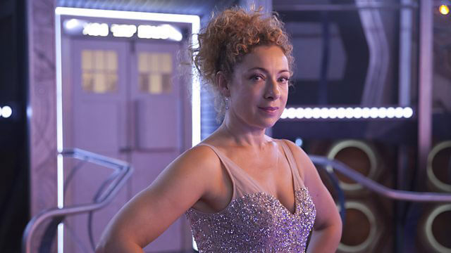 Alex Kingston Returns to Doctor Who