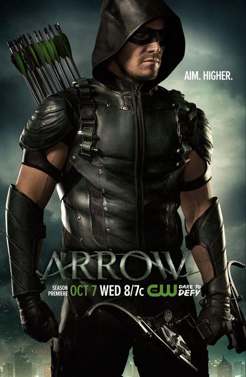 Arrow Season 4 New Poster