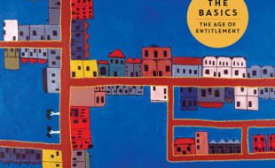 The Basics Age of Entitlement Album Cover