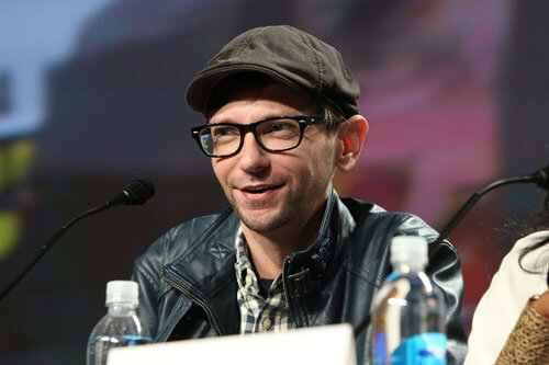 DJ Qualls and Nat Zang Interview Z Nation Season 2