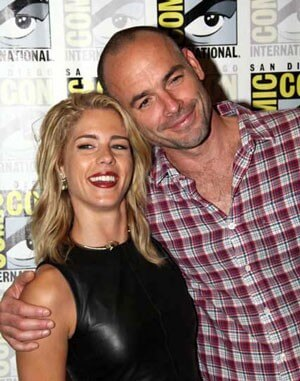 Paul Blackthorne Interview - Arrow Season 4