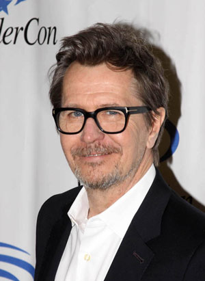 Gary Oldman Smiling Photo