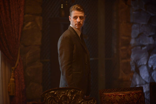 Ben McKenzie Gotham Season 2 Photo