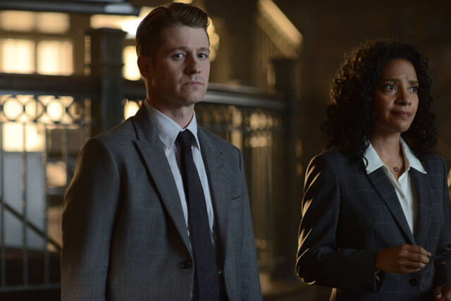 Ben McKenzie, Zabryna Guevara Gotham Season 2