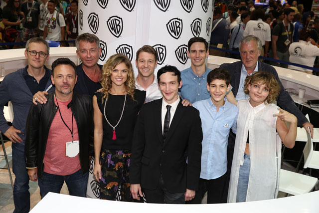 Gotham Season 2 Cast Photo