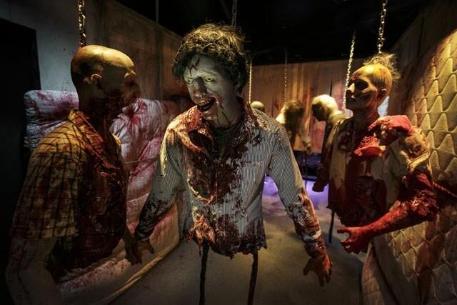 The Walking Dead Zombies Maze