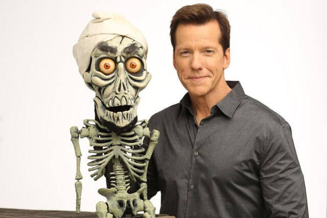 Jeff Dunham Interview - Unhinged in Hollywood