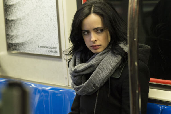 Krysten Ritter Photo from Jessica Jones