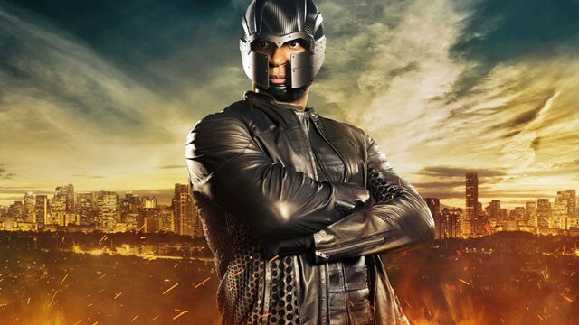 Arrow Season 4 - John Diggle's New Costume
