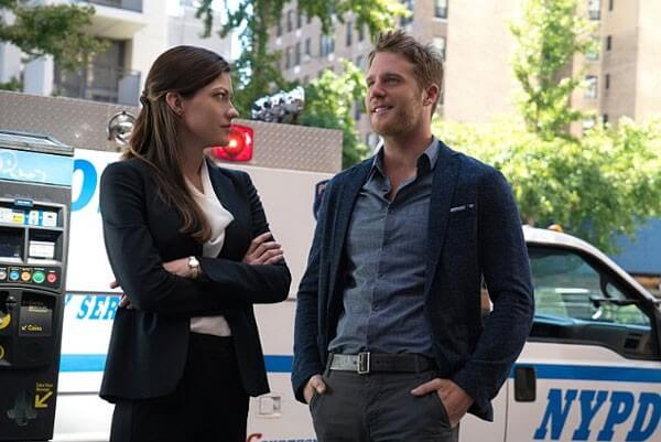 Jennifer Carpenter, Jake McDorman Limitless Photo