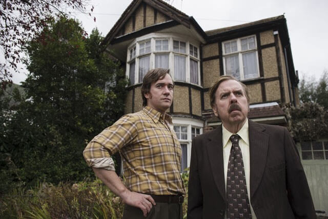 Enfield Haunting Matthew Macfadyen and Timothy Spall Photo