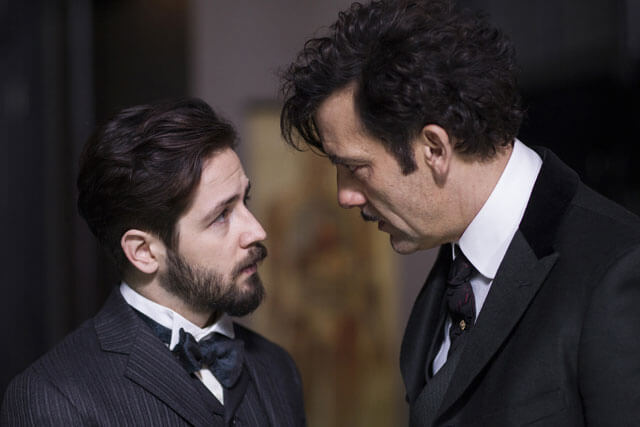 The Knick Michael Angarano, Clive Owen Photo