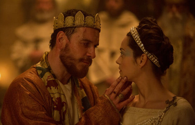 Macbeth Trailer Starring Michael Fassbender and Marion Cotillard