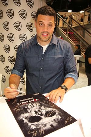Michael Narducci Interview The Originals Season 3